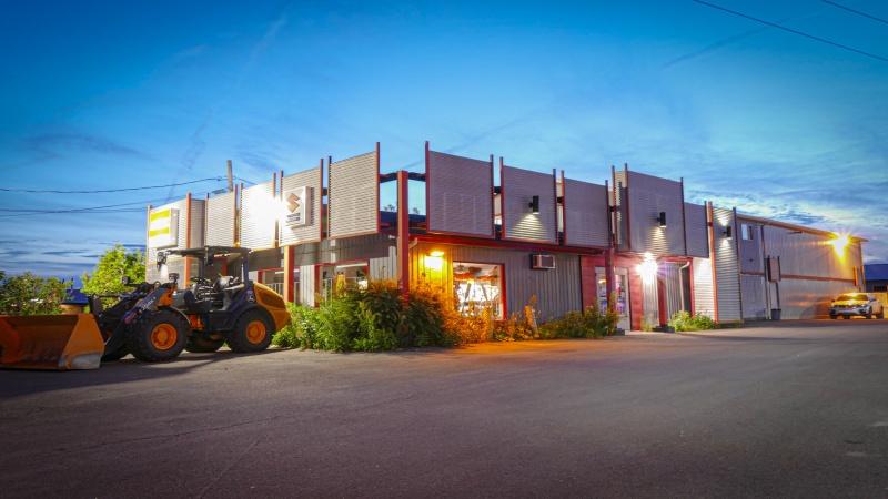 Local industriel à louer - St-Augustin